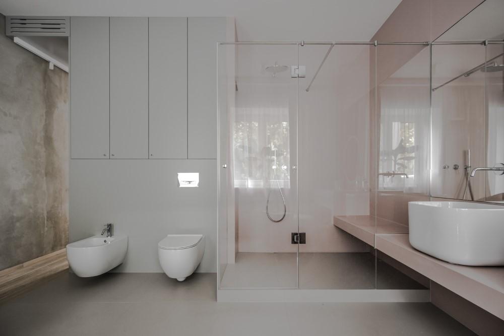 Projekt łazienki Jacek Tryc Architekt