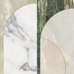 Płytki Ornamenta kolekcja Operae BEAUTY 120 x 278 cm