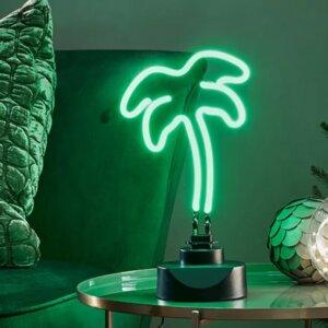Markslojd neonowa lampa – PALMTREE