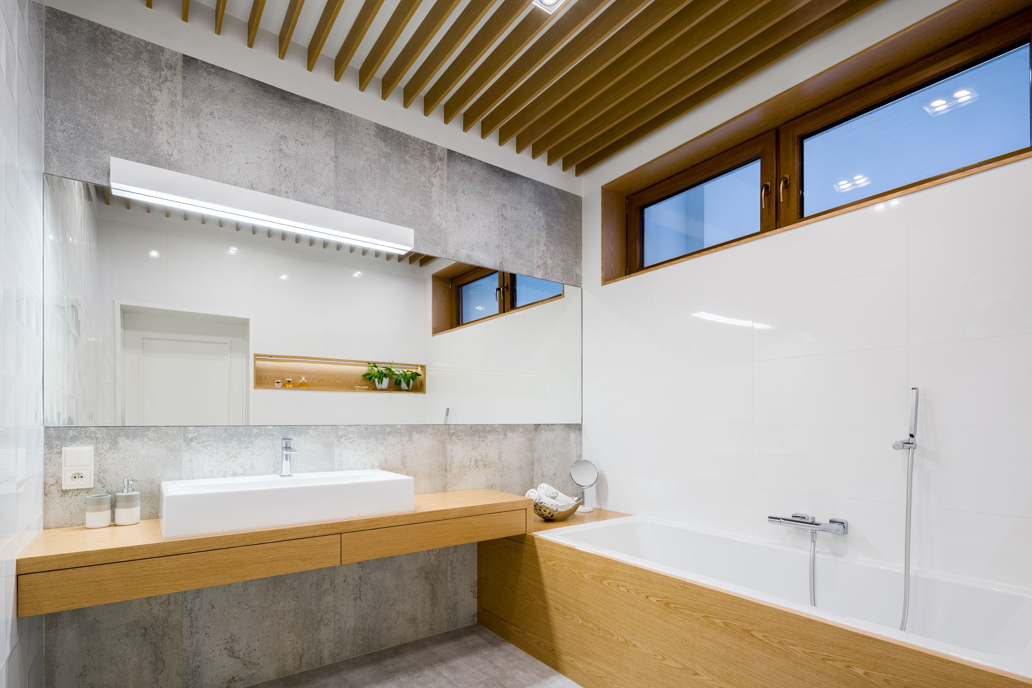 Oaza spokoju dla rodziny – dom pod Łodzią   Projekt 3XEL Architekci