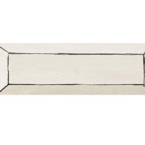 Płytki WOW DESIGN Kolekcja FREE BEVEL Cotton Smoke 5,2×16 cm