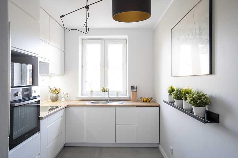 Efektowna metamorfoza mieszkania niewielkim kosztem | Projekt Studio4Design