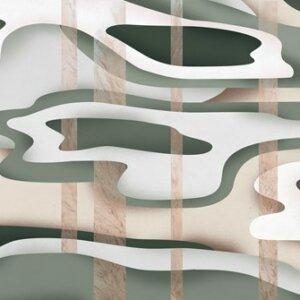Tapeta Wall&Deco WET SYSTEM KOLEKCJA HEM&GAU