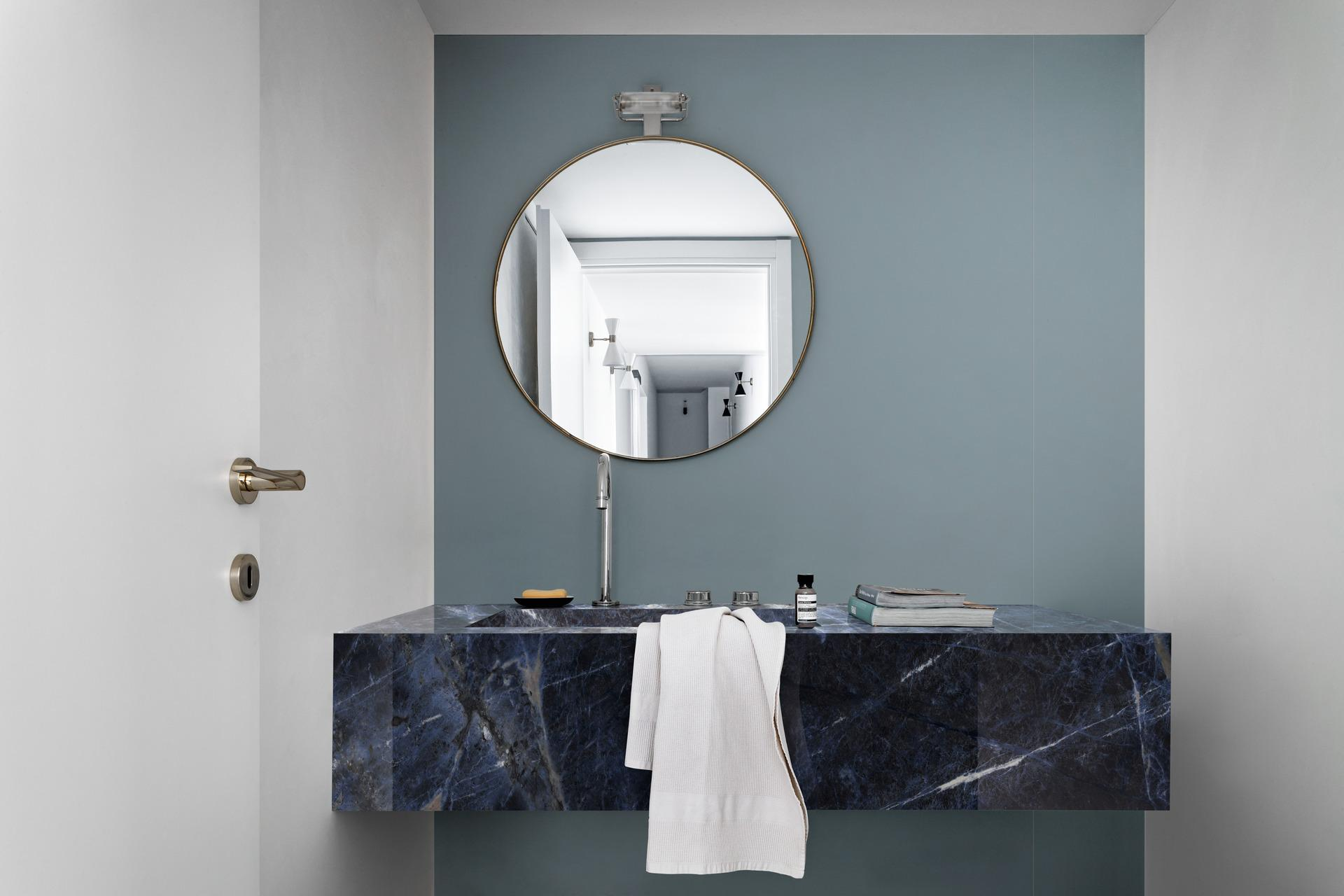 Płytki Marazzi Grande Marble Sodalite Blu