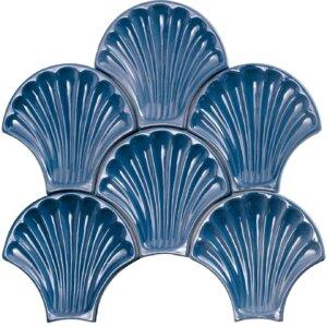 Płytki Sartoria Artigiana Conchiglia Blu