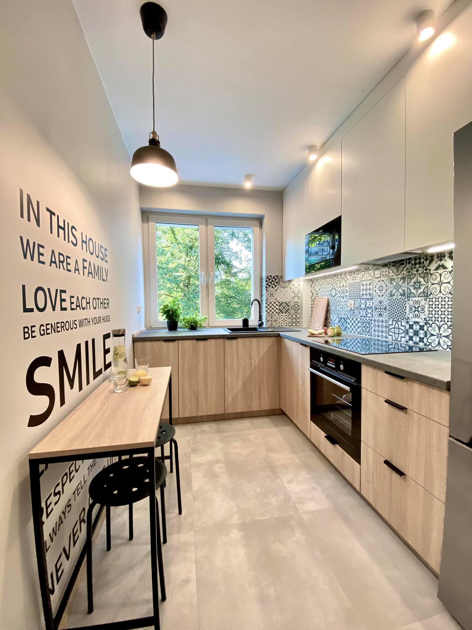 Metamorfoza 4 pokojowego mieszkania | Proj: MiMo Wnętrza
