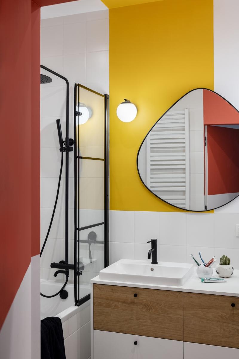 Proj.: Studio Projektowania Wnętrz Inbalance; Fot. i stylizacja: Aleksandra Dermont