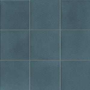 Płytki Sartoria GENESI FLOOR BLUE 15 x 15 cm