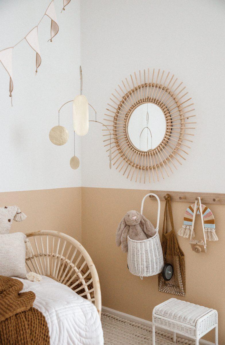 Dekoracje idealne do pokoju dziecięcego w stylu leśnym