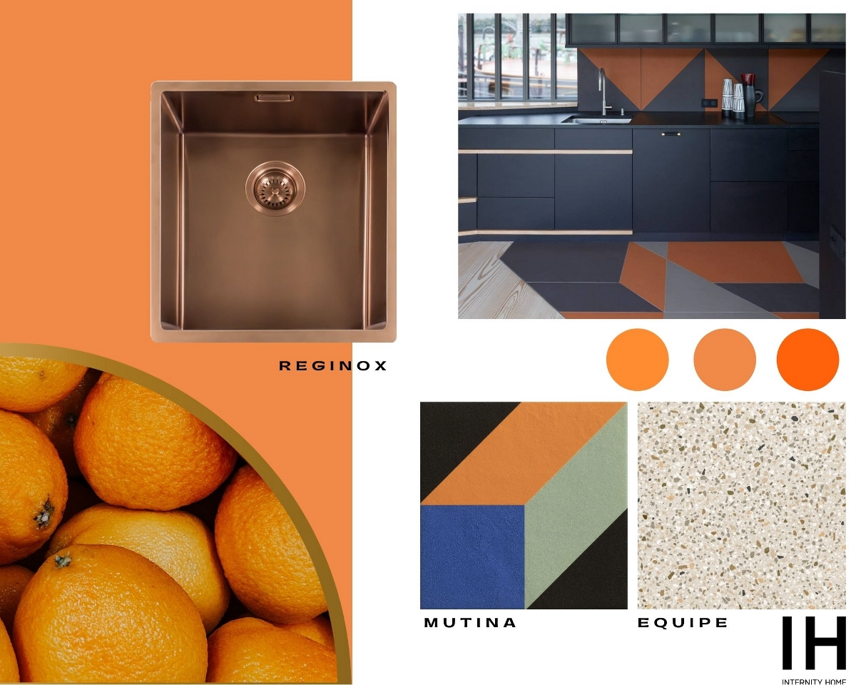 pomarańczowa ochra