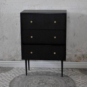 Pastform Furniture Komoda Blackie High