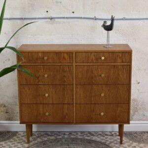 Pastform Furniture Komoda Corrihigh + Honey