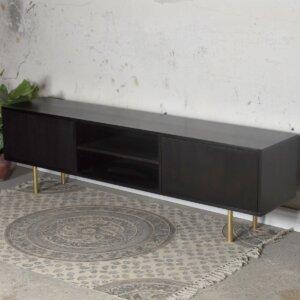 Pastform Furniture Komoda TV Blackie