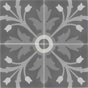Płytki Valmori Cementine Single Tulipano 20 x 20