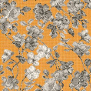 Bisazza mozaika Flora 20 x 20