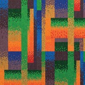 Bisazza mozaika Modern Louisiana 10 x 10 mm