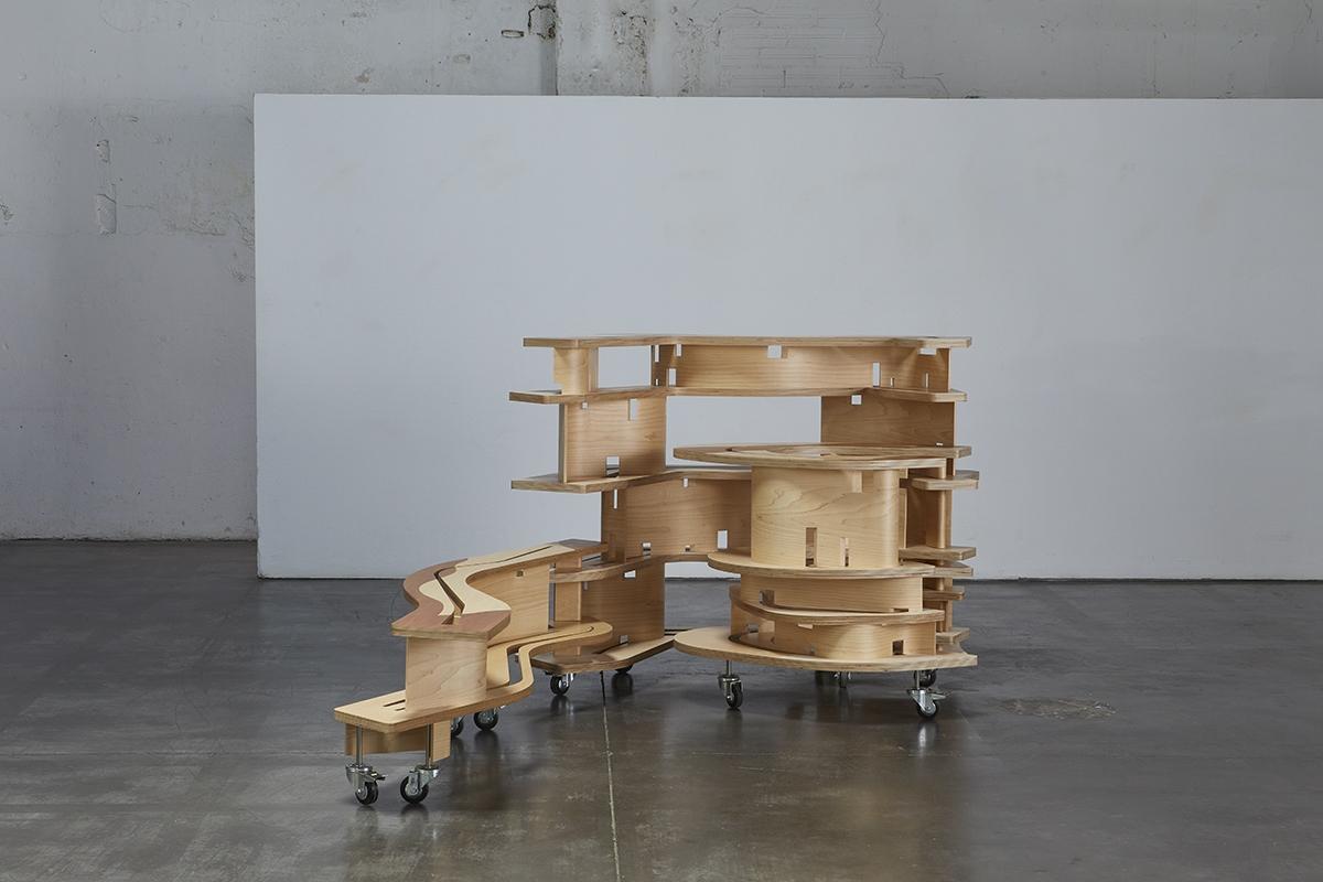 Wystawa MIRALLES. Perpetuum Mobile