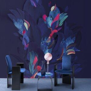 TAPETA WALL & DECO Jungle of Signs 2021 / Elisa Vendramin