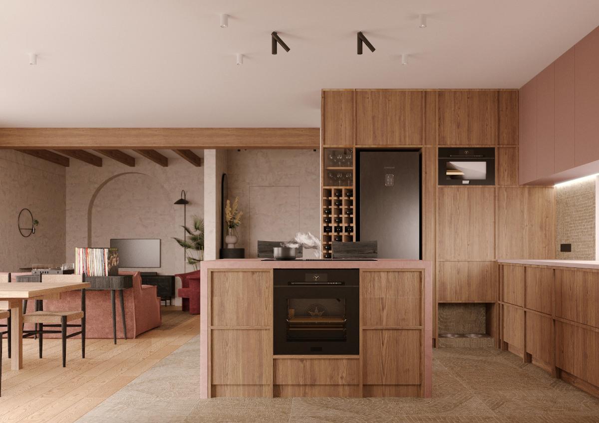 projekty kuchni inspiracje
