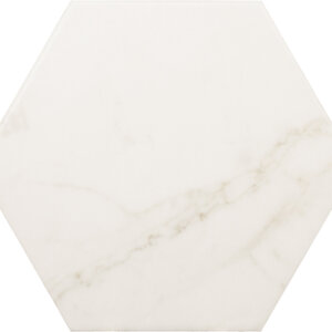 Płytki Equipe Carrara Hexatile