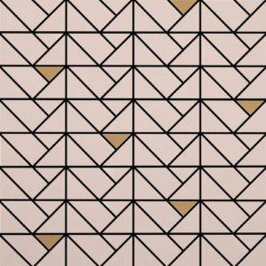 Płytki Marazzi Eclettica rose mosaico bronze 40×40
