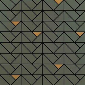 Płytki Marazzi Eclettica taupe mosaico bronze 40×40