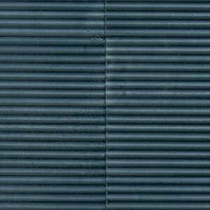 Płytki Marazzi RICE BLU STRUTTURA PLEAT LUX 7,5x20cm