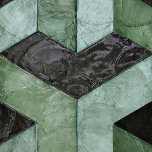 TAPETA ARTE Samal Helix Glazed Sage
