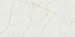Płytki Marazzi kolekcja Magnifica Calacatta STRUTTURA MIKADO 3D 60×180
