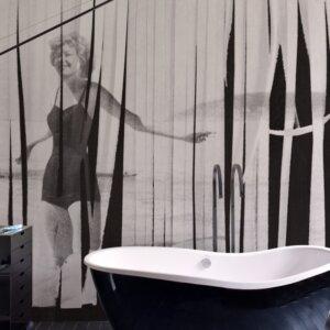 Tapeta Wall & Deco Wet System kolekcja Lido