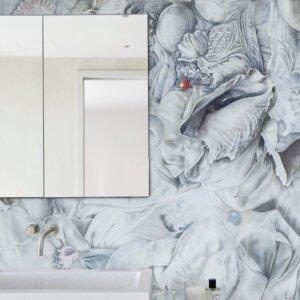 Tapeta Wall & Deco Wet System kolekcja Coquillages