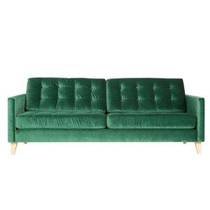 Sits Sofa Kalle velvet green