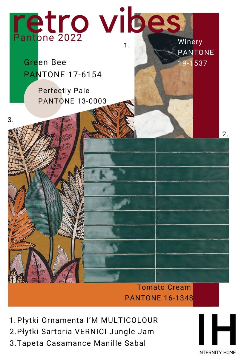 Kolory Pantone 2022