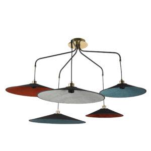 Lampa wisząca Market Set Gatsby 5L
