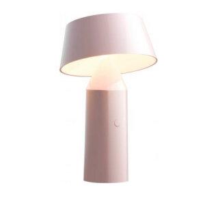 Lampa przenośna Marset Bicoca różowa