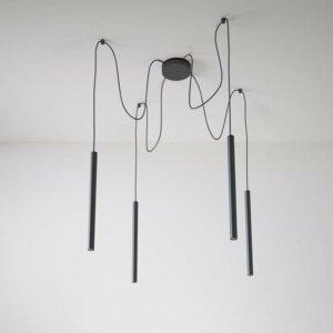 Lampa Cleoni Ner panel ZAS4
