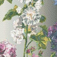 BISAZZA mozaika FLORA ALEXANDRIA