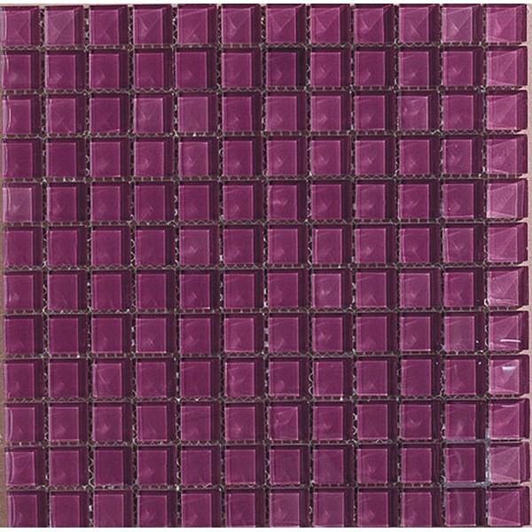 Marazzi Italia SistemV- Crystal mosaic Mozaika 30x30 Ametista