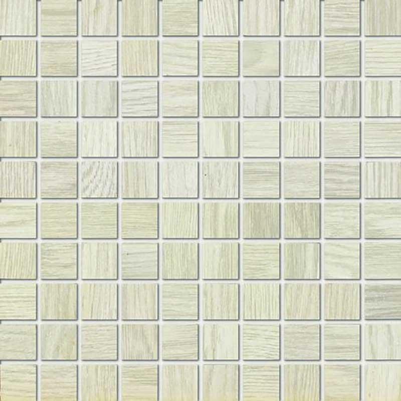 Marazzi Italia Treverk Mozaika 30x30 White