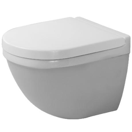 Duravit Starck 3 Miska WC wisząca Compact 36x48