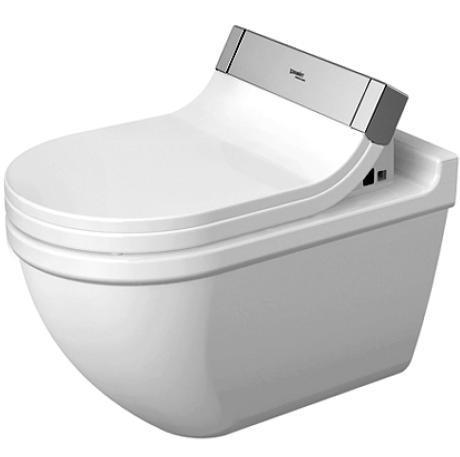 Duravit Starck 3 Miska lejowa WC wisząca 37x62 biała