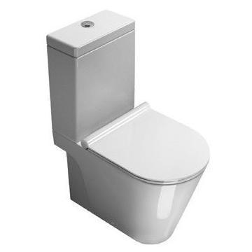 Catalano Zero Miska WC kompaktowa 62x35 +śruby mocujące (Z3440) biała