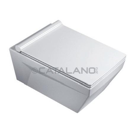 Catalano Star Miska WC wisząca 55x34 biała +śruby mocujące New (5KFST00)