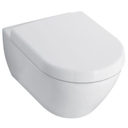 Villeroy & Boch Subway 2.0 miska WC wisząca wiszaca 56.5x37.5 Biała bezrantowa