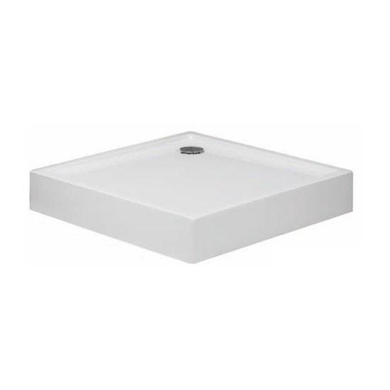 Huppe Xerano Brodzik Monoblock kwadratowy 80x80 biały
