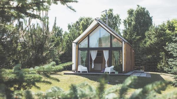 Przykładowy domek zrealizowany przez firmę Mooti
