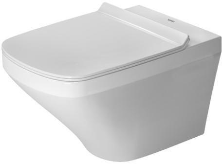 Duravit Durastyle miska WC wisząca bezrantowa Rimless Biała 2551090000