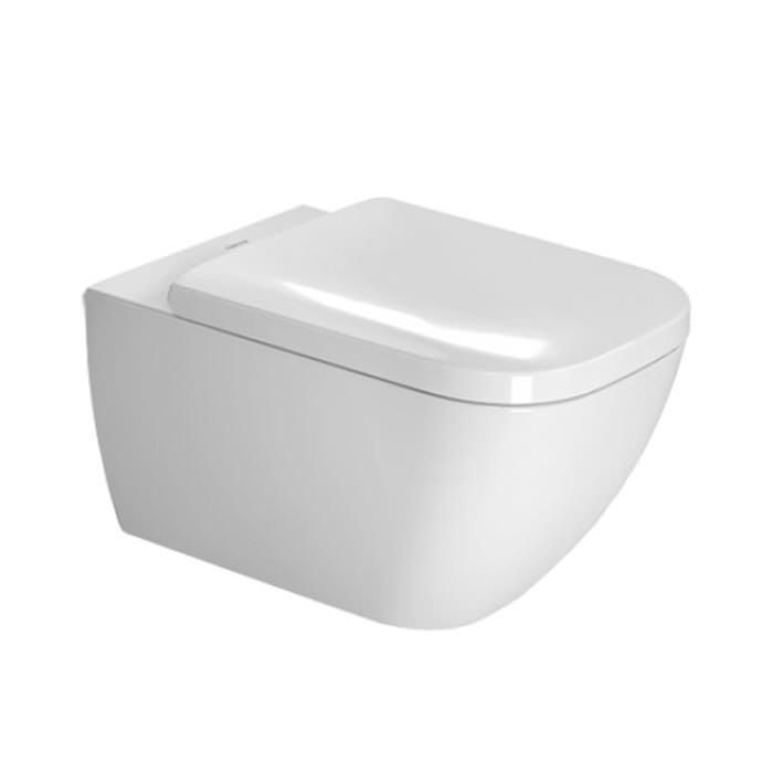 Duravit Happy D.2 Rimless Miska WC wisząca 54x35