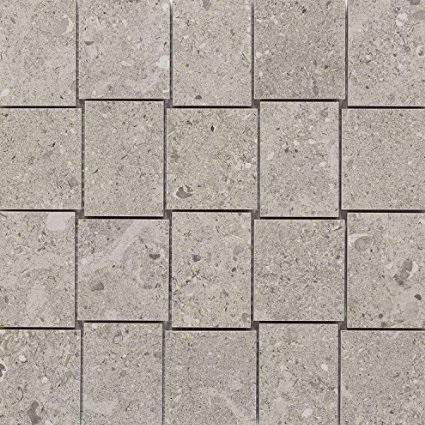 Marazzi Italia Mystone Gris Fleury Mozaika 30x30 Taupe