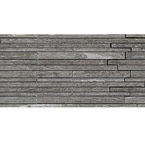 Marazzi Italia Mystone Pietra Di Vals Mozaika strukturalna 30x60 Antracite